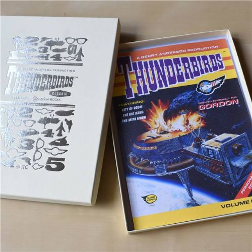Thunderbirds Personalised Comic Volume 5